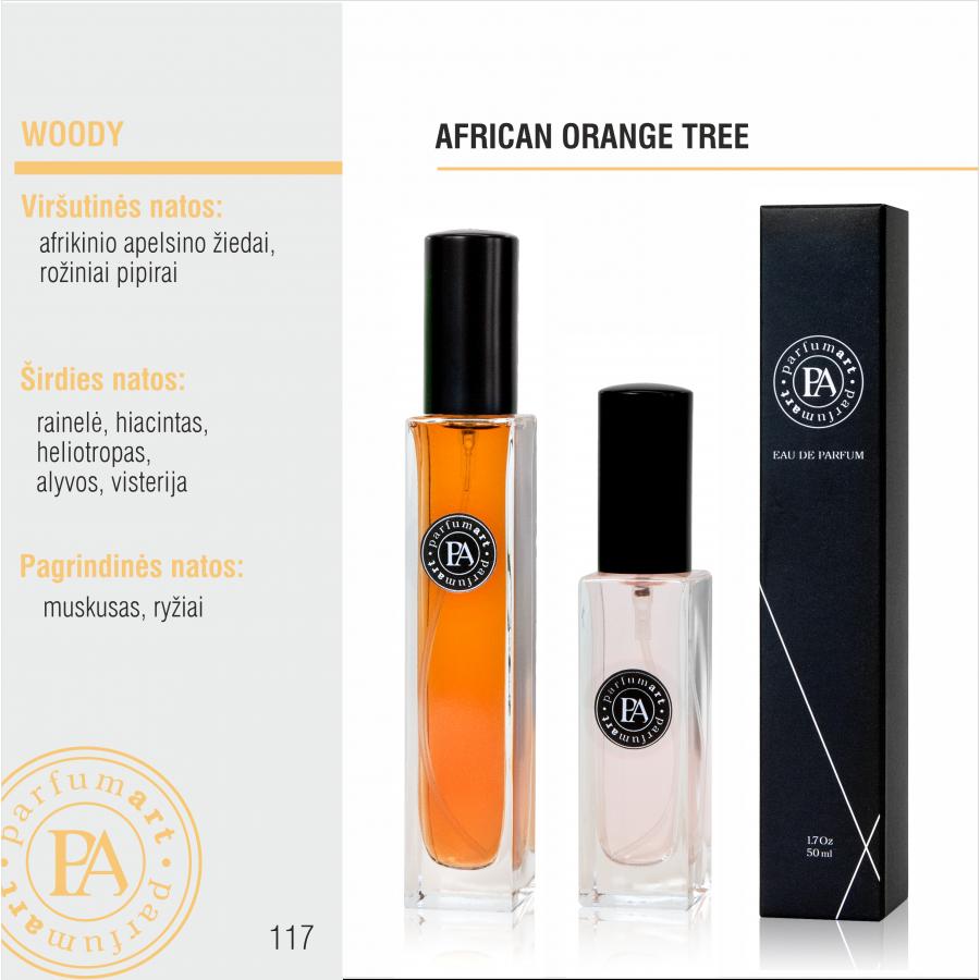 African Orange Tree